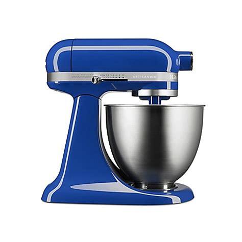 bed bath and beyond mixers buy kitchenaid 174 artisan 174 mini 3 5 qt mixer in twilight