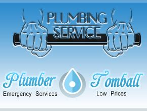 emergency plumber tomball tx tomball plumbing services