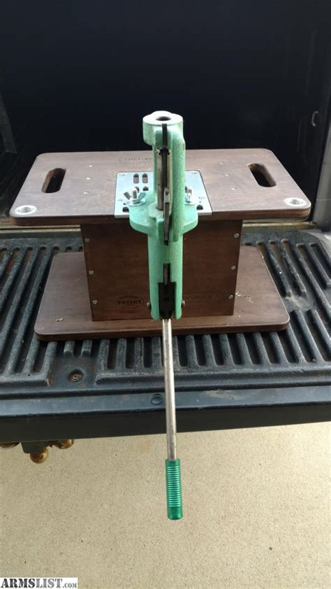 rcbs reloading bench armslist for sale rcbs press