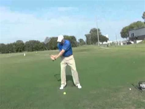 swing the clubhead golf drills to increase wrist and club head lag k robinson