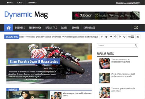 blogger tricks best responsive templates