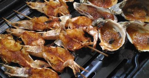 Kerang Scallop resep kerang bakar jimbaran oleh laksmi cookpad
