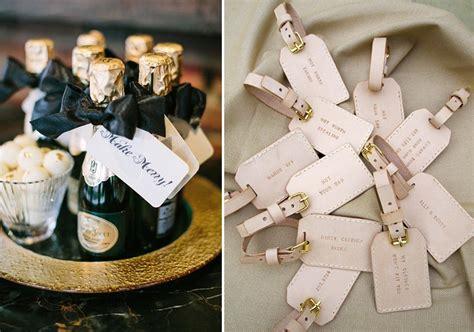 Simple Wedding Favour Ideas