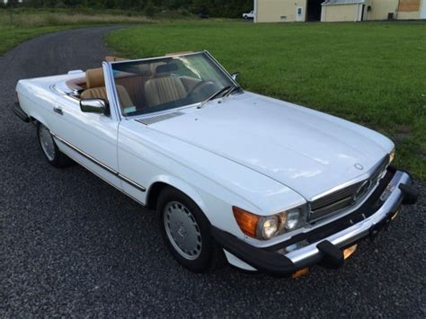 auto body repair training 1988 mercedes benz sl class on board diagnostic system 1988 mercedes benz 560 sl 107 body 2 tops white tan 61k miles 21995 make offer