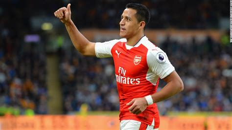 Alexis Sanchez Contract Extension | arsene wenger signs two year contract extension with