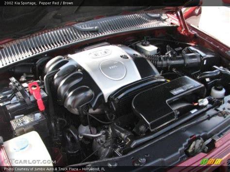Kia Sportage 2 0 Engine 2002 Sportage Engine 2 0 Liter Dohc 16 Valve 4 Cylinder