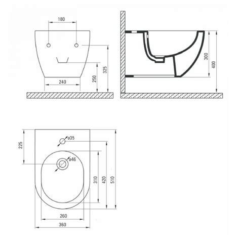 wc inkl bidet randlose design wand h 228 nge wc wand bidet inkl wc sitz