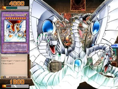 drago supremo chimeratech yu gi oh power of chaos joey s world cyber end