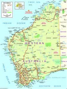 map western australia maps western australia map