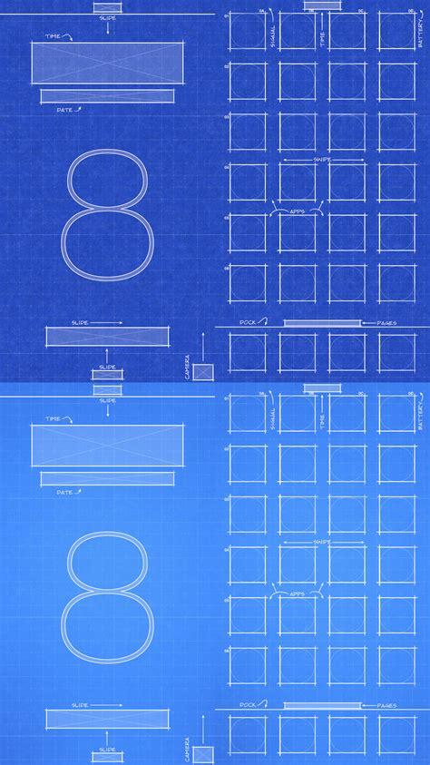 iphone 6 ios8 blueprint wallpaper by jessemunoz on deviantart