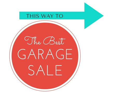 How To Prepare For A Garage Sale by How To Prepare For A Garage Sale In Pleasantville