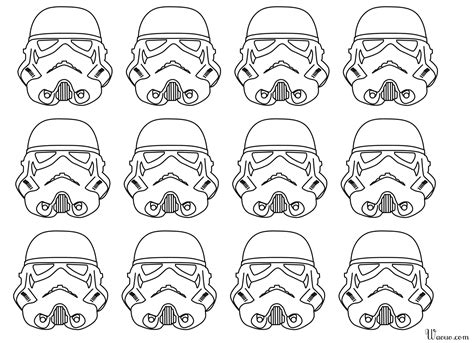 Coloriage Stormtrooper Star Wars 224 Imprimer Et Colorier