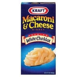 Kraft Macaroni N And Cheese White Cheddar Ceddar 206 Gr kraft macaroni cheese dinner cheddar explosion 3 pack