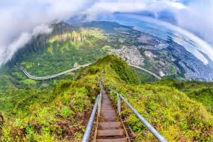 Stairs Hawaii by 50 Crazy Stairs From Around The World Inspirationfeed