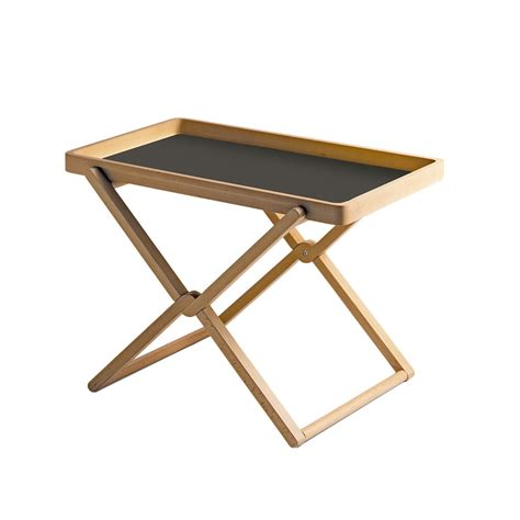 Beech Wood Coffee Table Folding Coffee Table With Tray Beech Wood By Caon Arreda Lovethesign