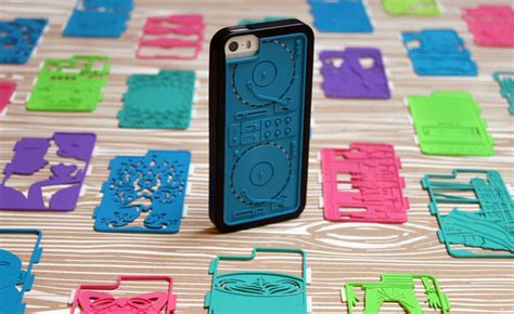 Makerbot Fraemes 3dp Iphone Cases 3d Printing Industry Phone Template Maker