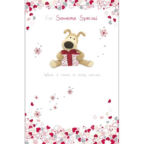 Gift Card Specials - boofle someone special birthday greeting card cards love kates
