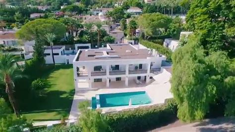 modern villas marbella villas for sale in marbella modern villa for sale in nueva andalucia marbella youtube