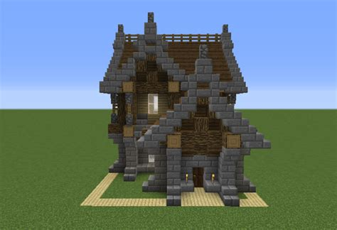 medieval house minecraft small medieval house 7 grabcraft your number one source for minecraft buildings