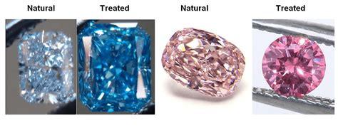 color enhanced diamonds colored diamonds vs color enhanced diamonds the