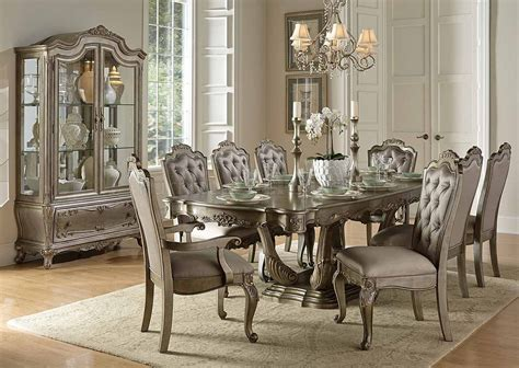 Homelegance Dining Room Furniture with Florentina Dining Table By Homelegance