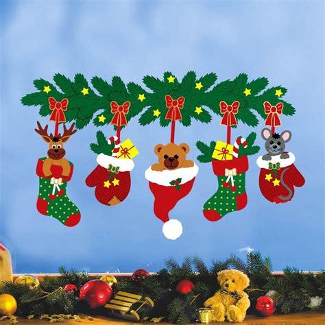 Fensterdeko Basteln Weihnachten Kinder by Zum Produkt Abbellimenti Natalizi Produkte