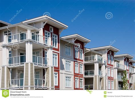 Appartment Complex by Apartment Complex Stock Photos Image 796463