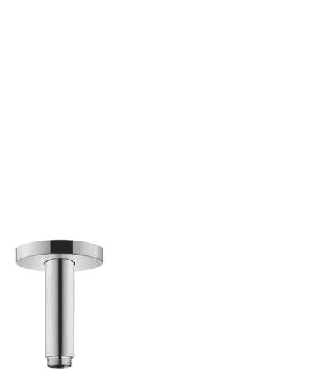 fissaggio a soffitto hansgrohe accessori fissaggio a soffitto s da 100mm 27393000