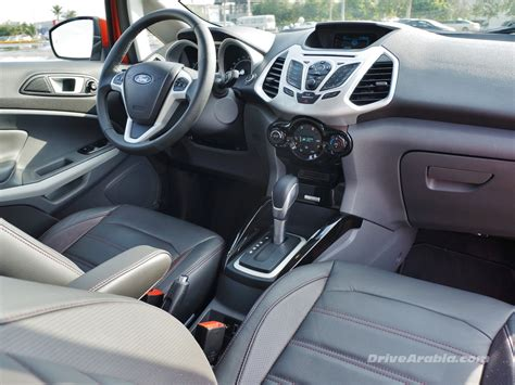 2014 ford ecosport interior 2014 ford ecosport news reviews msrp ratings with