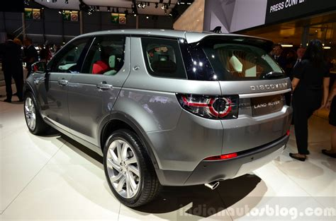 land rover discovery sport 2014 land rover discovery sport paris live
