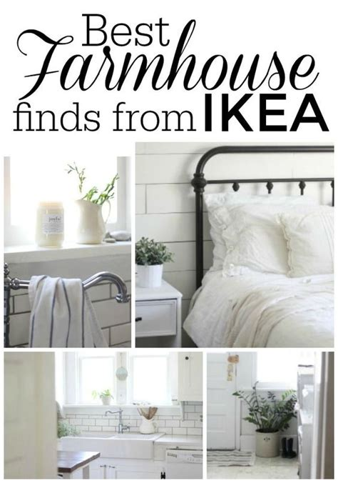 best ikea finds best farmhouse finds from ikea farmhouse on boone