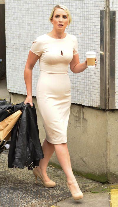 steps singer claire richards shows amazing new figure claire richards shows off her new slimline figure on loose