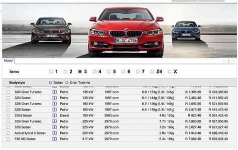 Price Of Bmw by Bmw M3 And M4 Prices Leaked Drive News