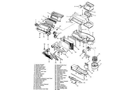 1998 Buick Century Engine Diagram Solved 2001 Buick Century Limited Air Conditioning Situat