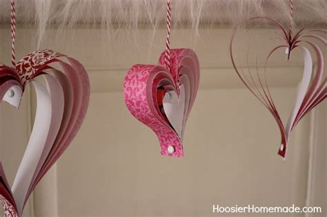 Paper Craft Hearts - s craft how to make paper hearts hoosier