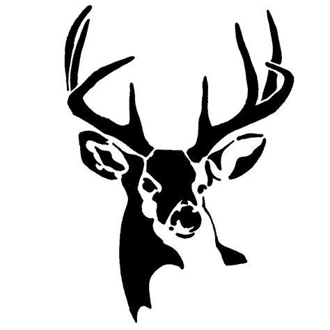 printable stencils deer image gallery deer stencils