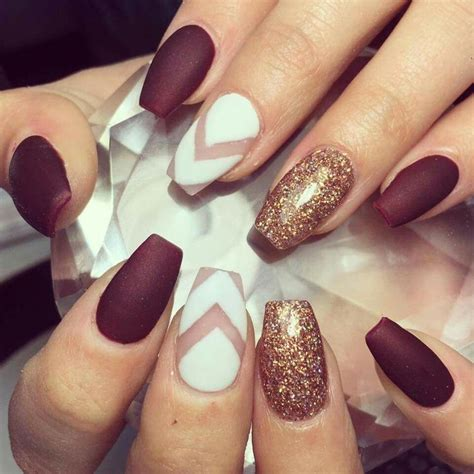maroon color nails the 25 best maroon nails ideas on maroon