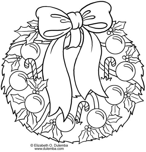 coloring pages of christmas reefs 101 best coloring pages christmas winter holiday
