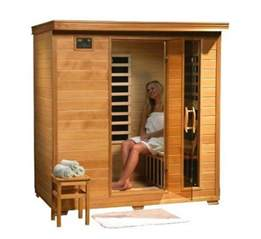 at home sauna review of sa2418 monticello 4 person infrared sauna by