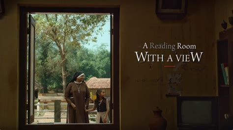 read a room with a view kerala tourism ad a reading room with a view bags award