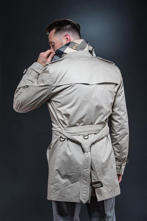 Hss Raglan trench coat back tradingbasis