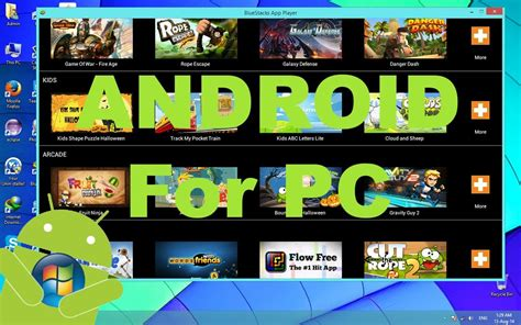 android emulator for windows 8 where android emulator for pc windows 7 8 10