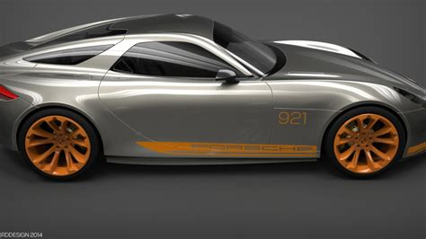 future porsche 928 this is what a modern porsche 928 could look like