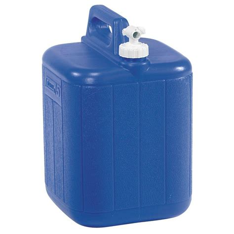 Coleman 5 Gal. Jug with Water Carrier 5320B718G   The Home