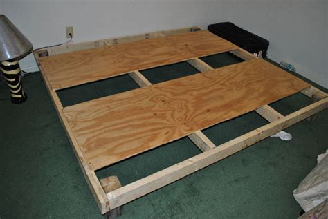 How To Make Futon Frame by Diy Bed Frame For Less Than 30