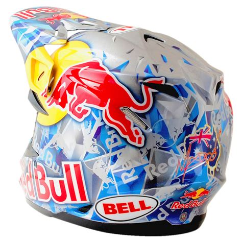 bell red bull motocross racing helmets garage bell moto9 r maddison by airtrix
