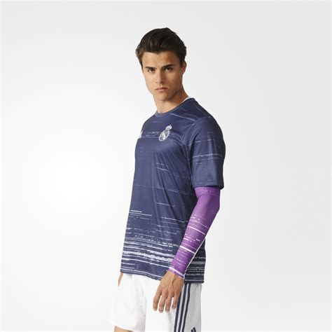Jersey Juventus Prematch White 16 17 real madrid 16 17 pre match shirt released footy headlines