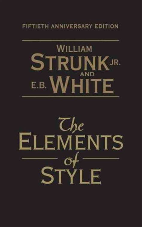 steunk style strunk and white s venerable writing guide is 50 npr