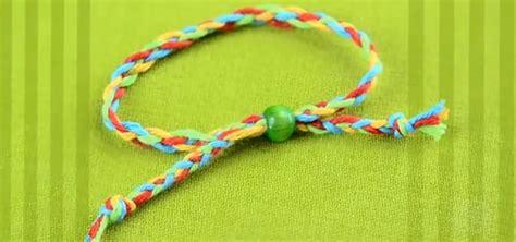 braid  super easy friendship bracelet   strands jewelry wonderhowto