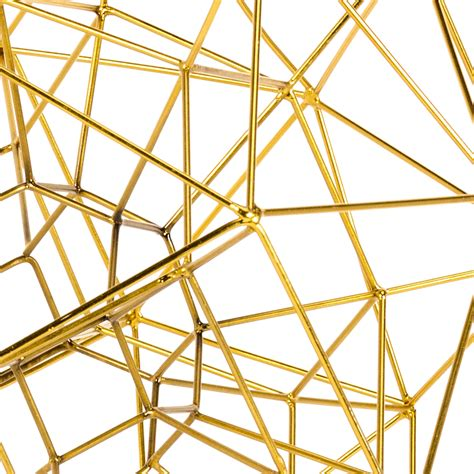 gold geometric wallpaper geometric ball gold rental event decor rental